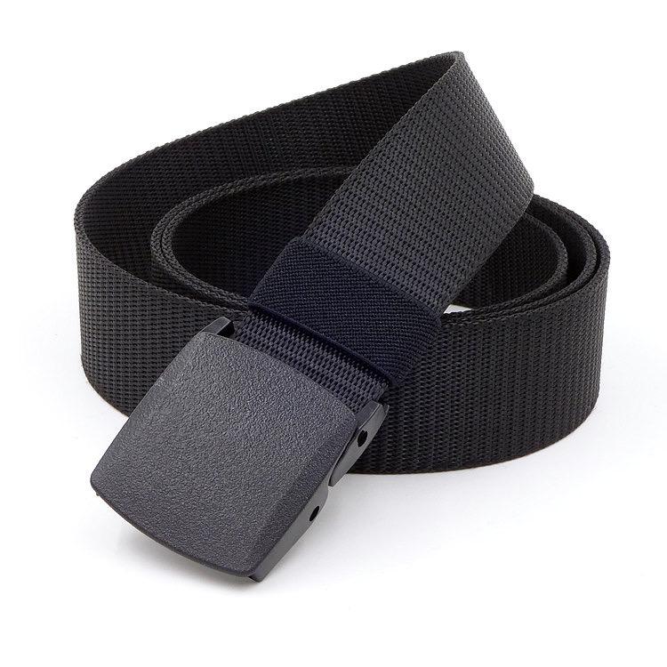 Ultra-long Black Belt 1