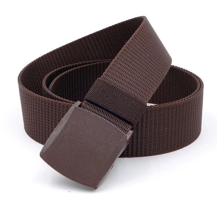 Ultra-long Brown Belt 1